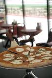 Sicilian pizza Stock Photography