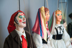 Sicilian puppet Royalty Free Stock Photography