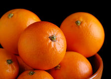 Sicilian red oranges Stock Images