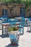 Sicilian restaurant Stock Photo
