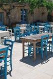 Sicilian restaurant Stock Image