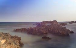 Sicilian sea Stock Photography
