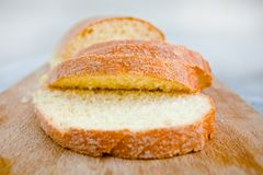 Sicilian semolina bread Royalty Free Stock Photography