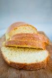 Sicilian semolina yellow bread Royalty Free Stock Image