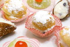 Sicilian Sweet Royalty Free Stock Photo