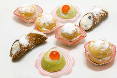 Sicilian Sweet Stock Photography