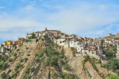 Sicilian town Stock Photos