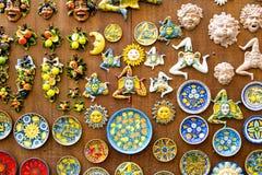Sicilian tradition stock photo