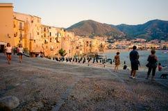Sicilian vacation Royalty Free Stock Photos