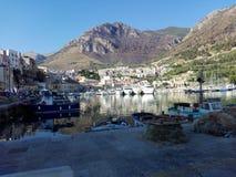 Sicilien Castellammare del Golfo fotografering för bildbyråer