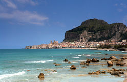 Sicily céfalu Stock Images