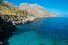 Sicily coast Royalty Free Stock Photo
