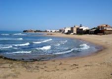 Sicily coastline, Italy Stock Photo
