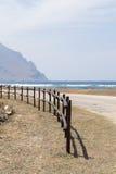Sicily coastline italy Stock Image