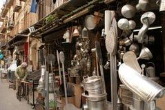 Sicily craftmanship i Palermo Fotografering för Bildbyråer
