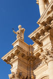 Sicily details stock photo