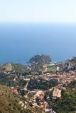 Sicily east coast. Stock Photography