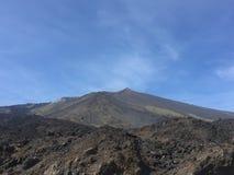 Sicily Etna summer stock images