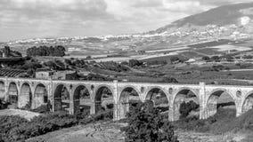 Sicily Historical Bridge Stock Image
