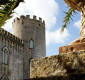 sicily italy castle of donnafugata Royalty Free Stock Photography