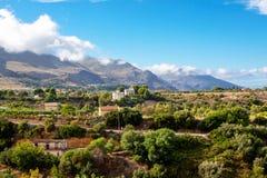 Sicily, Italy Royalty Free Stock Photo