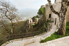 Sicily landscape Royalty Free Stock Photo