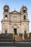 Sicily, landscape and architecture Stock Photography