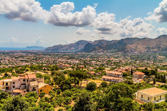 Sicily Landscape Royalty Free Stock Images