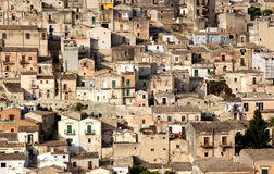 Sicily - Modica. Modica, Typical Sicilian town Royalty Free Stock Image
