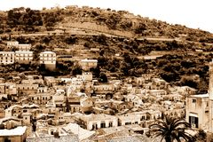 Sicily, Modica city Royalty Free Stock Photo