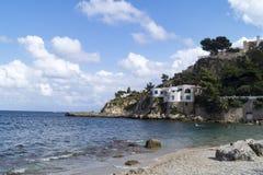 Sicily mongerbino Royalty Free Stock Images