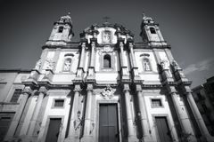 Sicily - Palermo Royalty Free Stock Images