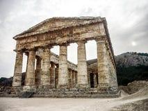 Sicily Parthenon Royalty Free Stock Image