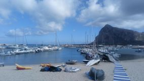 Sicily, San Vito Lo Capo - zdjęcia stock