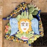 Sicily simbol Stock Image