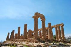 Sicily - Valle dei templi Royalty Free Stock Photos