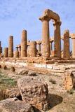 Sicily Włochy, Agrigento, - Zdjęcie Stock