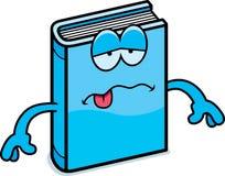 Sick Cartoon Book Royalty Free Stock Photography