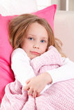 Cute Child Shivering In The Cold Stock Photo - Image: 66356570