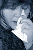 Sickness Royalty Free Stock Images