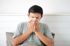 Sickness Stock Photo