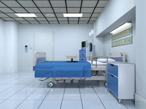 Sickroom Royalty Free Stock Photo
