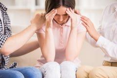 sicoterapia fotos de archivo