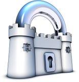 Sicurezza Immagini Stock Libere da Diritti