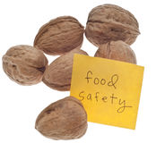 Sicurezza alimentare Immagini Stock