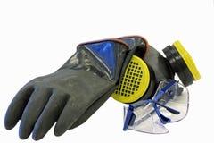 sicurezza chimica Fotografie Stock Libere da Diritti