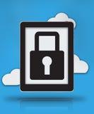 Sicurezza cyber Royalty Illustrazione gratis