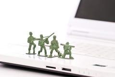 Sicurezza del calcolatore immagini stock libere da diritti