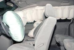 Sicurezza dell'automobile Fotografia Stock Libera da Diritti