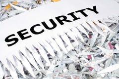 Sicurezza dell'informazione Immagini Stock